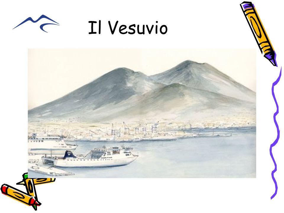 Il Vesuvio è il vulcano più famoso della terra ed è anche uno dei più pericolosi.