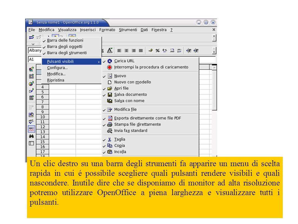 Grafica di presentazione Impress è la risposta OpenOffice a MS PowerPoint.