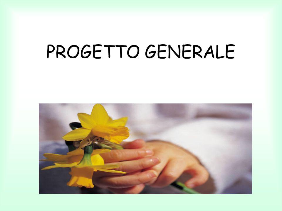PROGETTO GENERALE