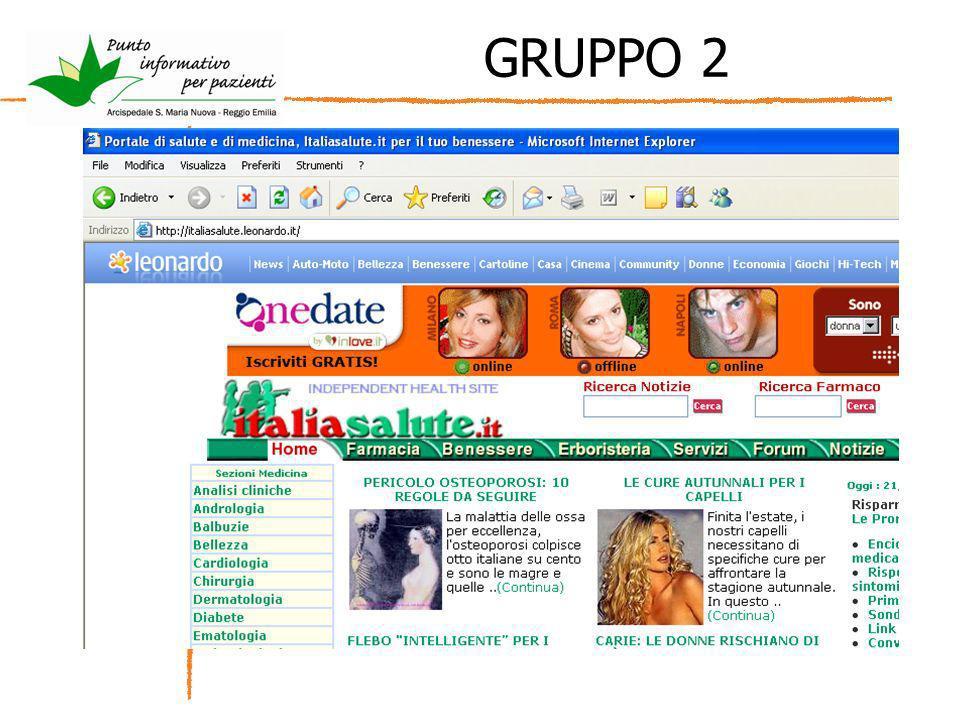 GRUPPO 2