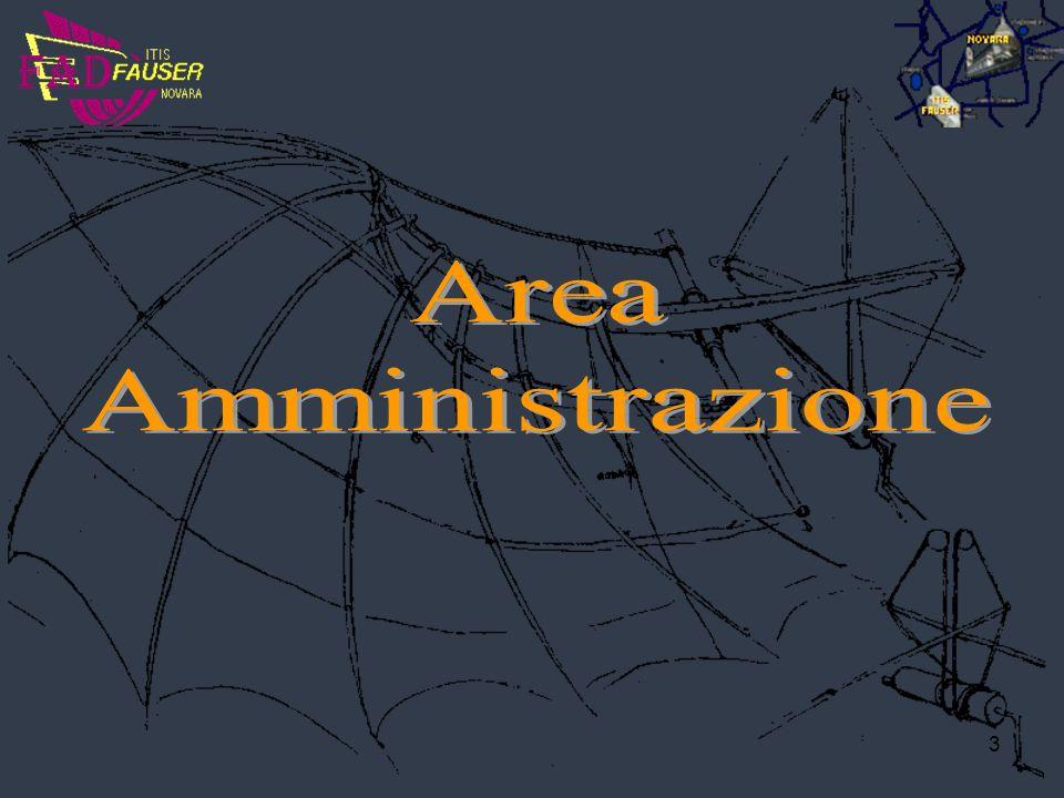 4 admin L area di amministrazione è l area in cui l admin della piattaforma svolge una serie di operazioni che hanno come scopo principale quello di: attivare corsi; iscrivere alunni e docenti.