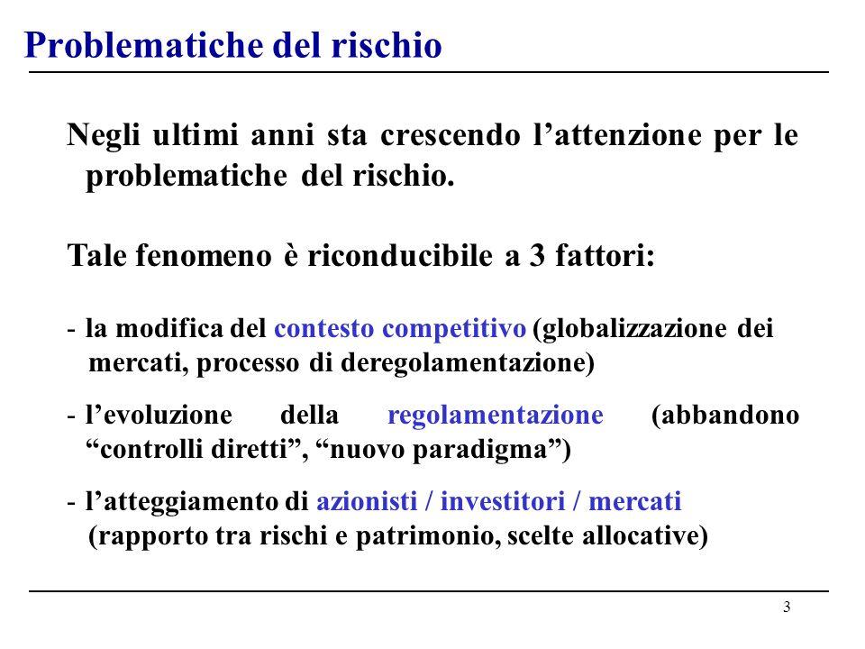 24 Sommario Caratteristiche e specificità dei diversi modelli di rating secondo Basilea II Complessità realizzative e vantaggi applicativi Verso una evoluzione del Nuovo Accordo: alcune riflessioni
