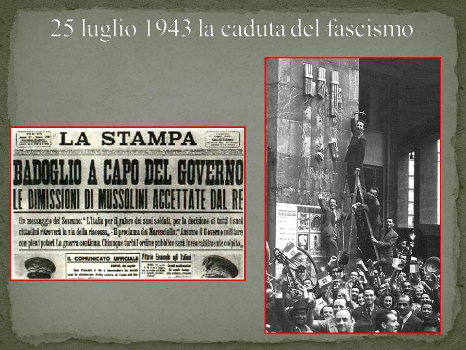Truppe italiane tentano di impedire loccupazione tedesca di Roma