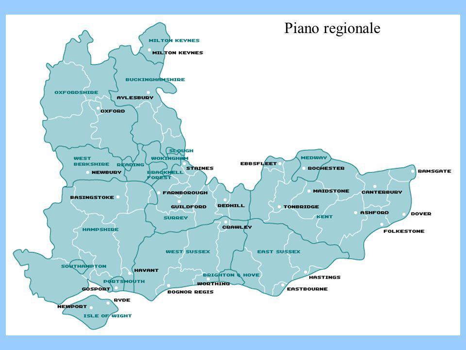 Piano regionale
