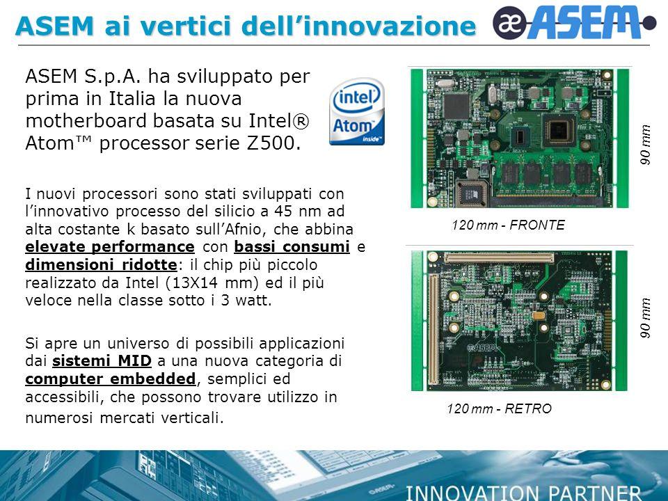 LA SOLUZIONE INTEGRATA EFT POS Stampante Fiscale ASEM POS PC ASEM + PC Shop System