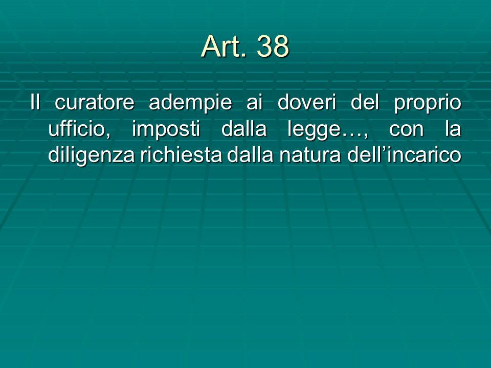 Art. 33 Il curatore …...deve presentare al giudice delegato una relazione particolareggiata sulla cause e circostanze del fallimento, sulla diligenza