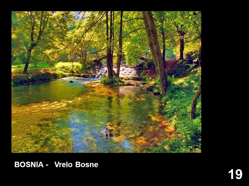 19 BOSNIA - Vrelo Bosne