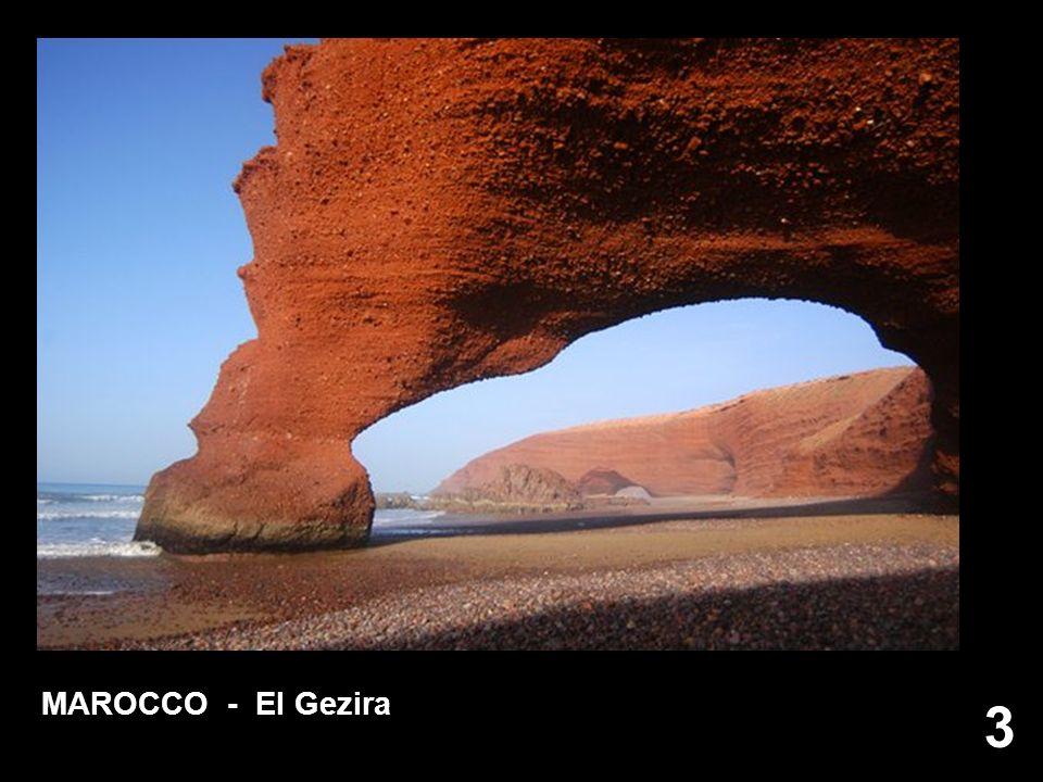 3 3 MAROCCO - El Gezira