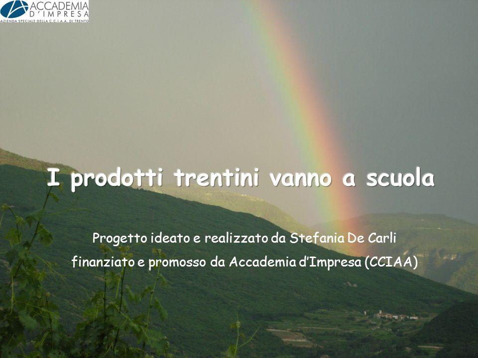 Progetto ideato e realizzato da Stefania De Carli finanziato e promosso da Accademia dImpresa (CCIAA)