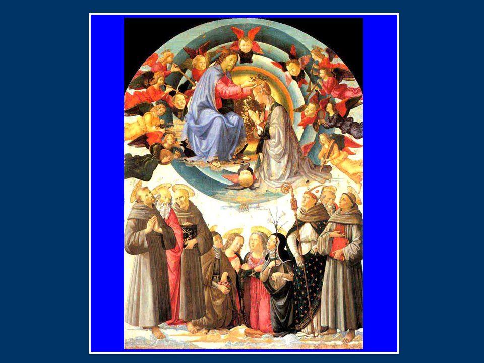 Alla Vergine Maria, che ha osservato pienamente la parola di Dio, così che il suo amore in lei è stato veramente perfetto (cfr 1 Gv 2,5a), eleviamo ora la nostra filiale preghiera.