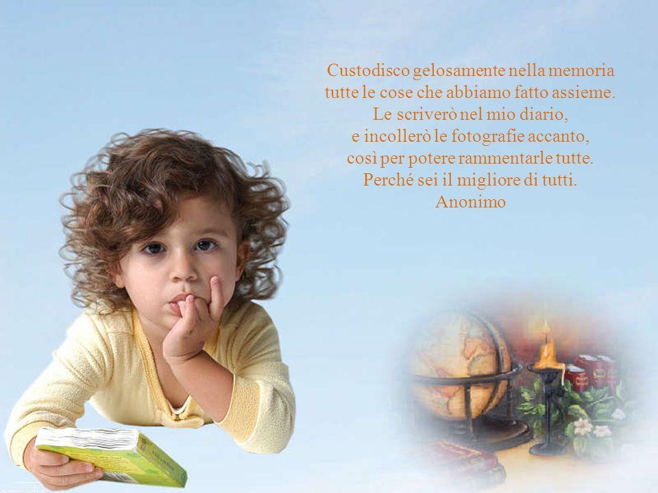 I genitori si compatiscono, dei nonni si sorride, gli antenati si venerano. Alessandro Morandotti