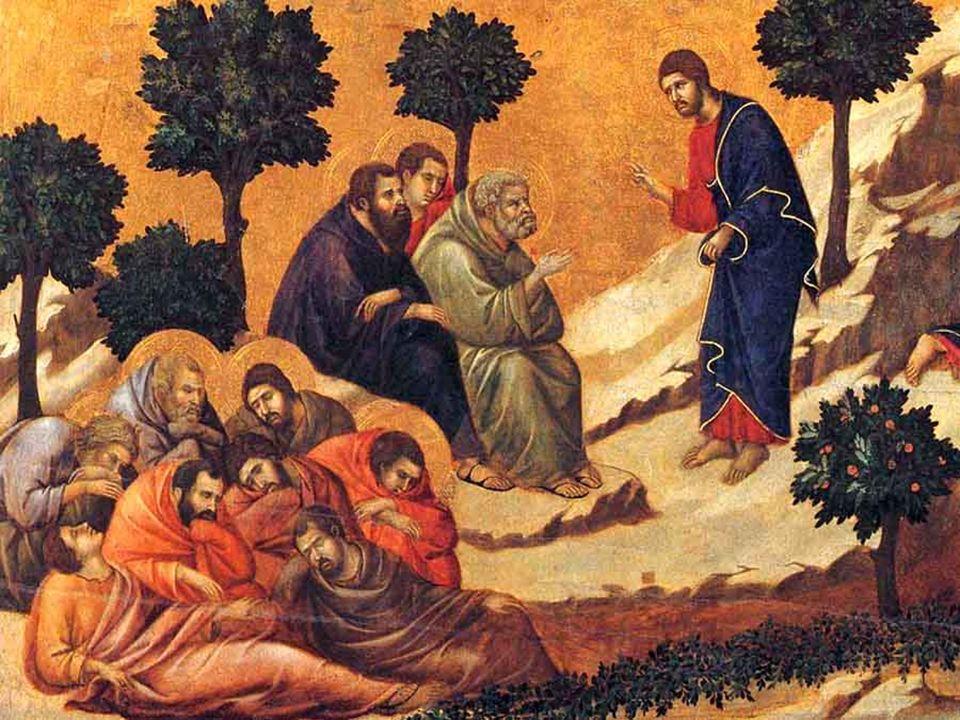 Il percorso fino al Getsemani è costellato di espressioni di Gesù che fanno sentire incombente il suo destino di morte e annunciano l'imminente disper