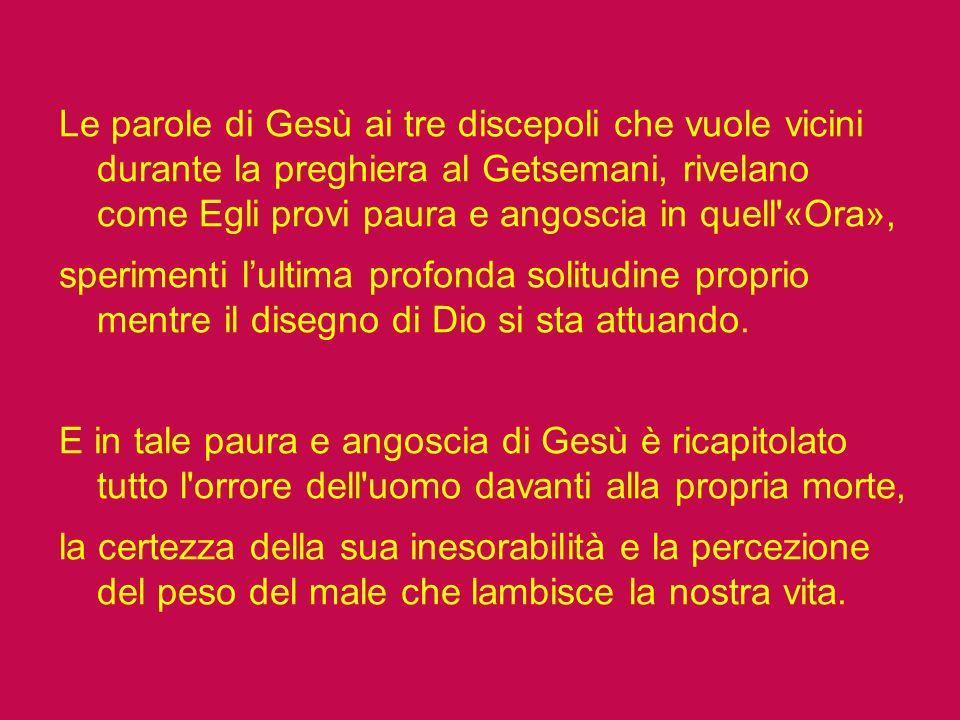 Anche per il profeta Elia non è facile portare avanti il servizio a Dio e al suo popolo. Nel Primo Libro dei Re si narra: «Egli sinoltrò nel deserto u