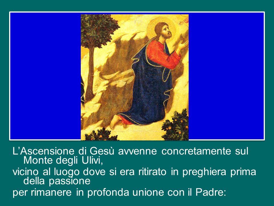 Il Catechismo della Chiesa Cattolica afferma che «lelevazione sulla croce significa e annuncia lelevazione dellascensione al cielo» (n.