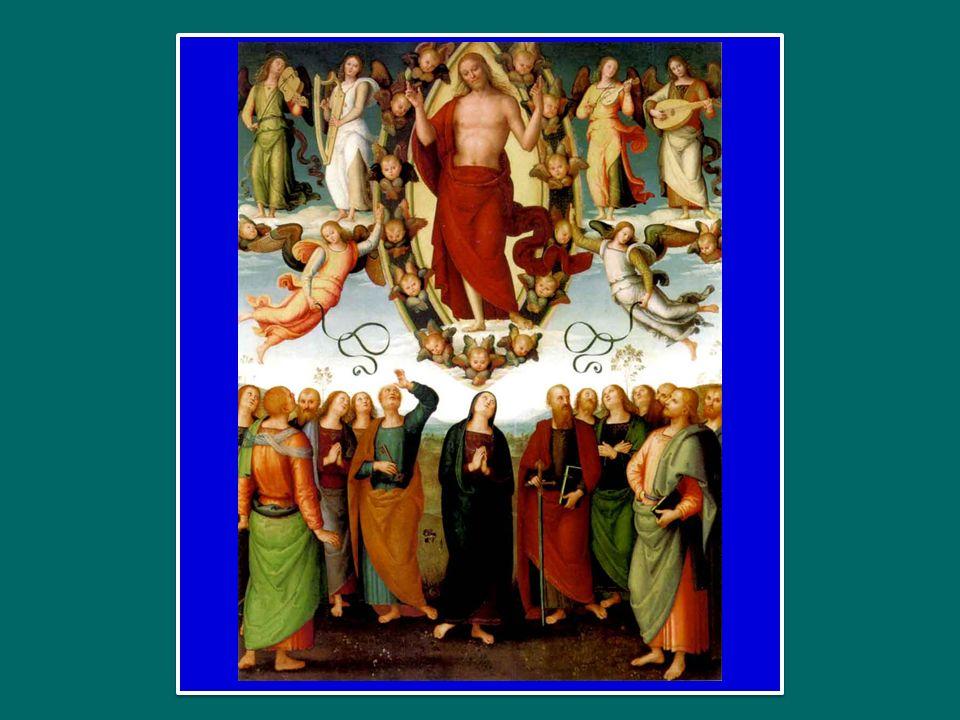 vivono quotidianamente la fede e portano, insieme a noi, al mondo la signoria dellamore di Dio, in Cristo Gesù risorto, asceso al Cielo, avvocato per noi.