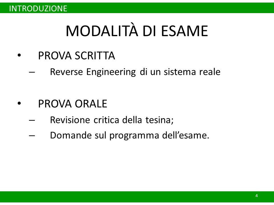 Facoltà di Ingegneria AUTOMAZIONE 1 Slide #25 VINCOLI vincoli strutturali che impone il sistema da controllare (ad es.