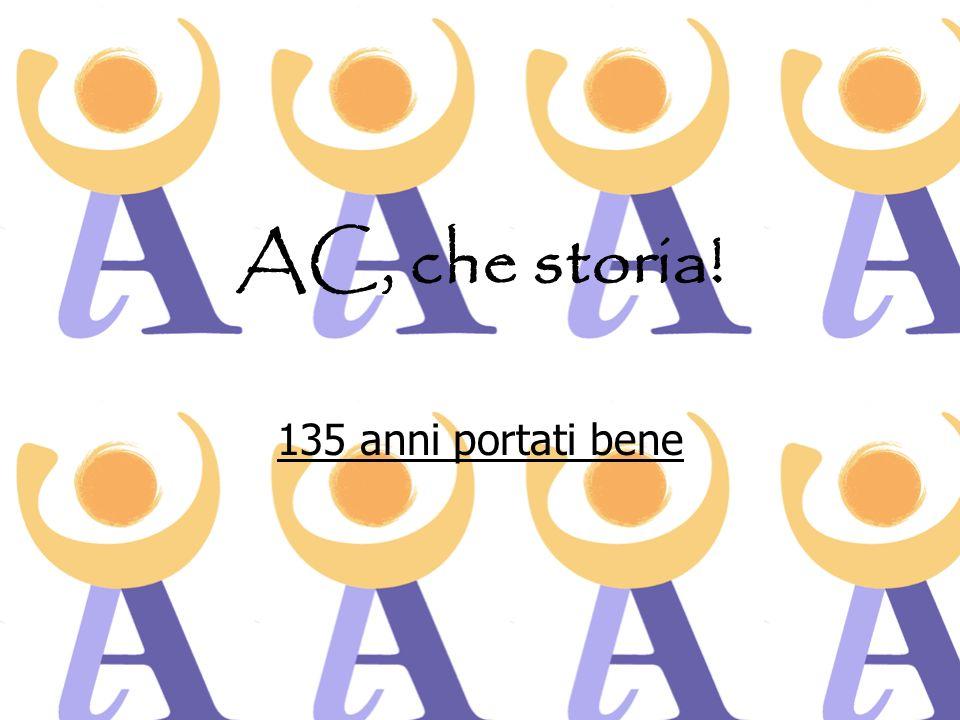 2003Azione Cattolica Genova DOPO GUERRA Alla fine della guerra lA.