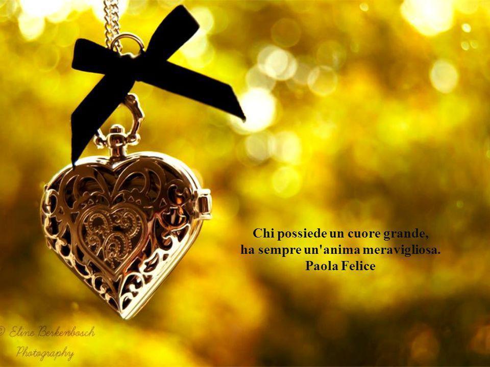 Se parli con il cuore, la gente di cuore ti capirà. Xavier Wheel