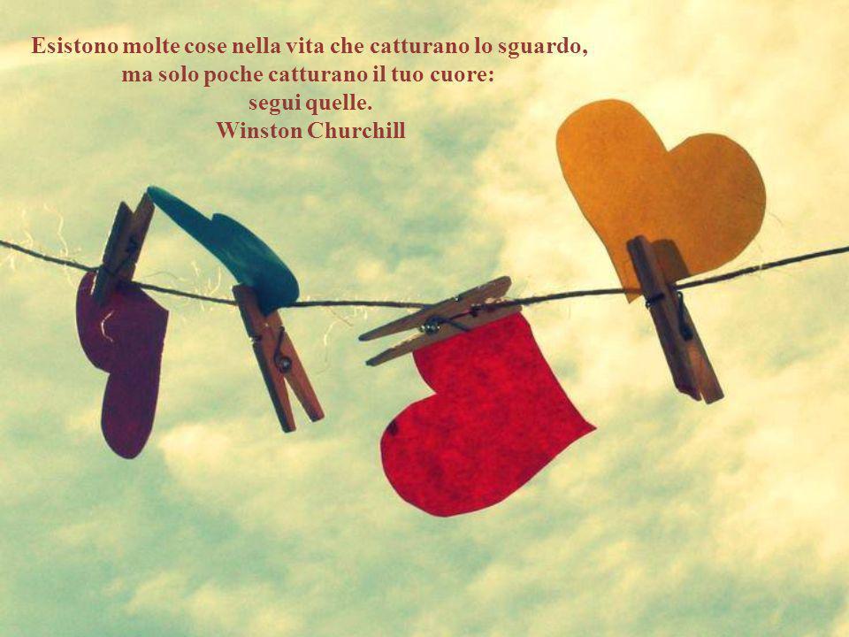 Quando inizi a guardare con il cuore, diventa tutta una meraviglia! Antonio Papi