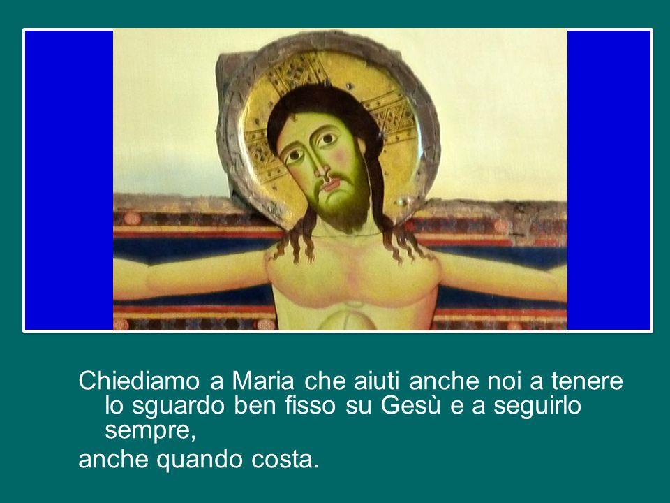 E alla fine, grazie alla fede di Maria, i familiari di Gesù entrarono a far parte della prima comunità cristiana (cfr At 1,14).