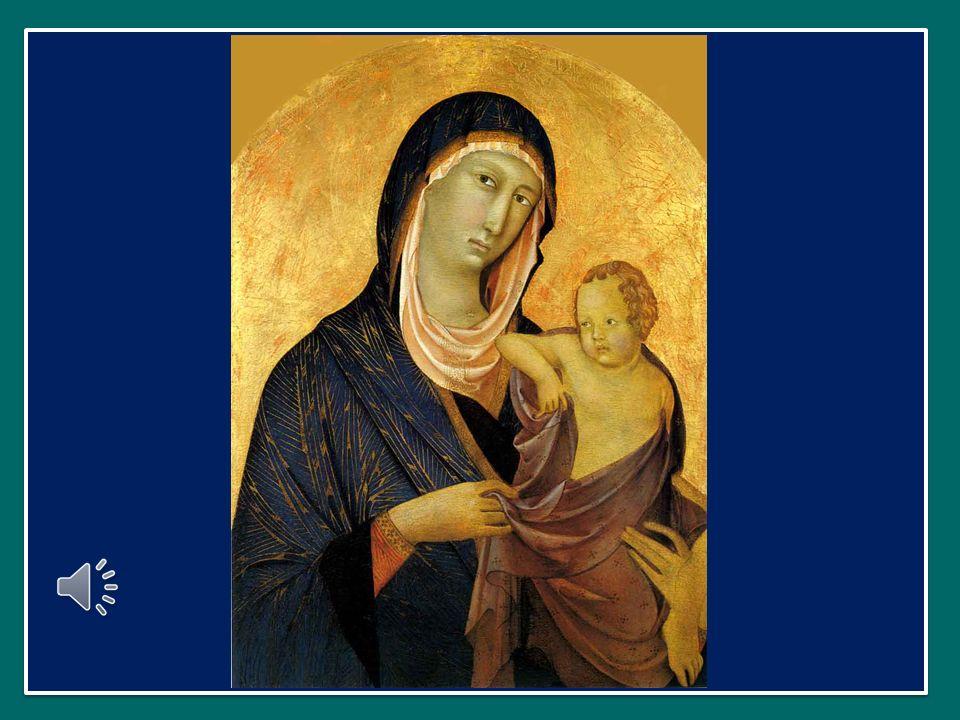 Chiediamo a Maria che aiuti anche noi a tenere lo sguardo ben fisso su Gesù e a seguirlo sempre, anche quando costa.