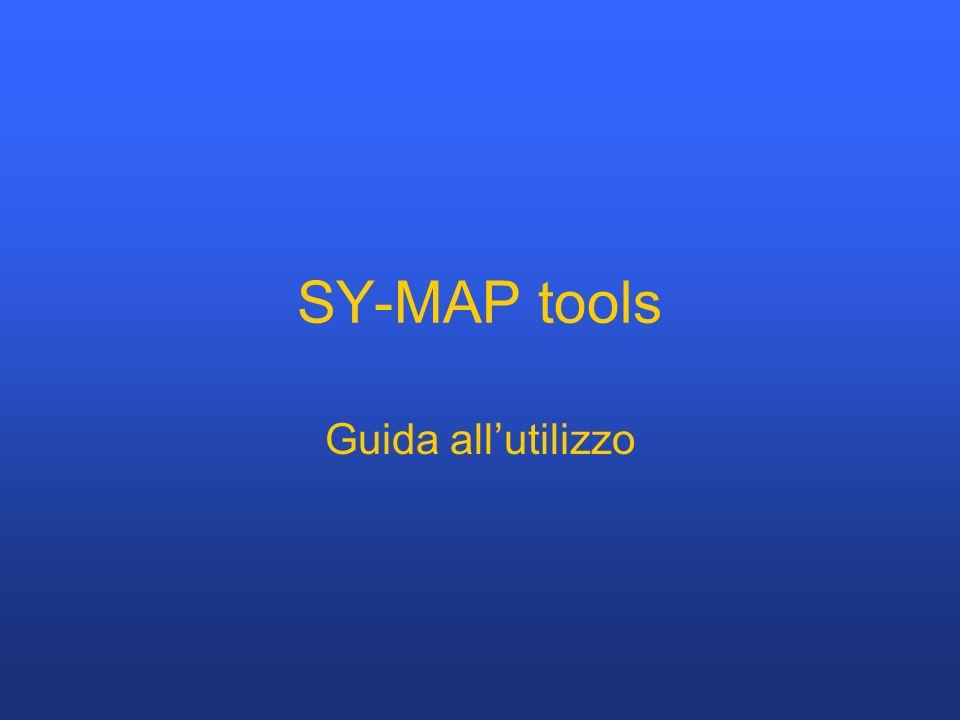 SY-MAP tools Guida allutilizzo