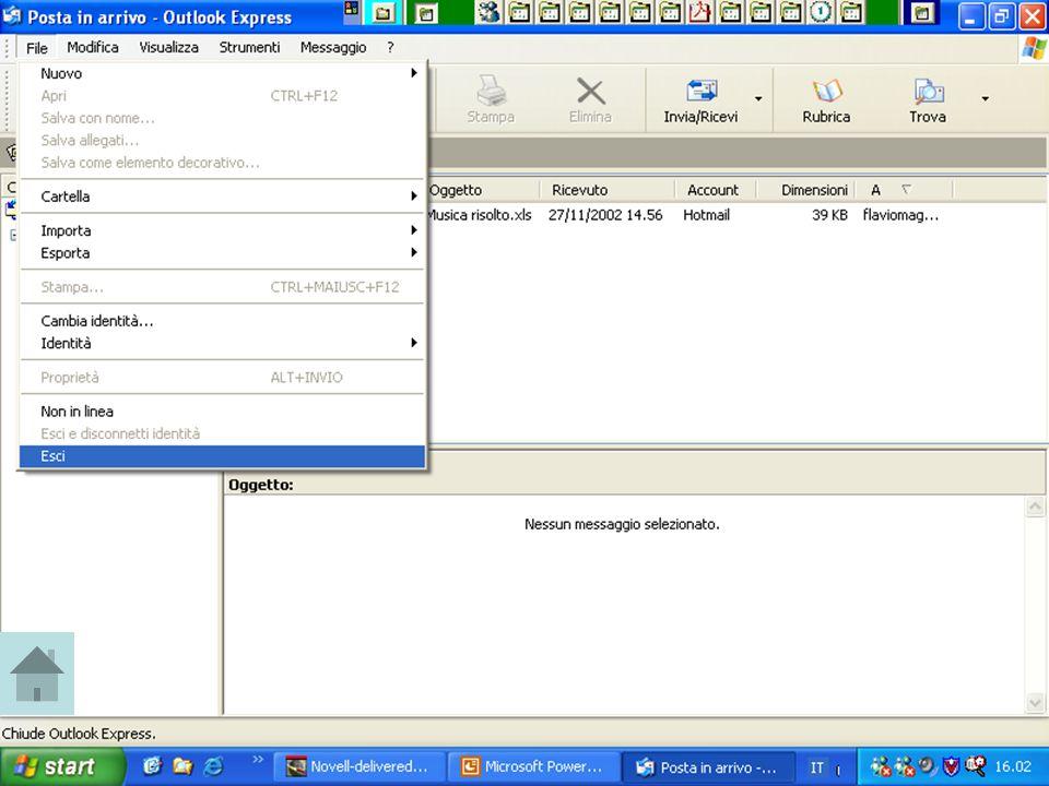 Internet e Posta elettronica Corsi UMTS 26 marzo 200363