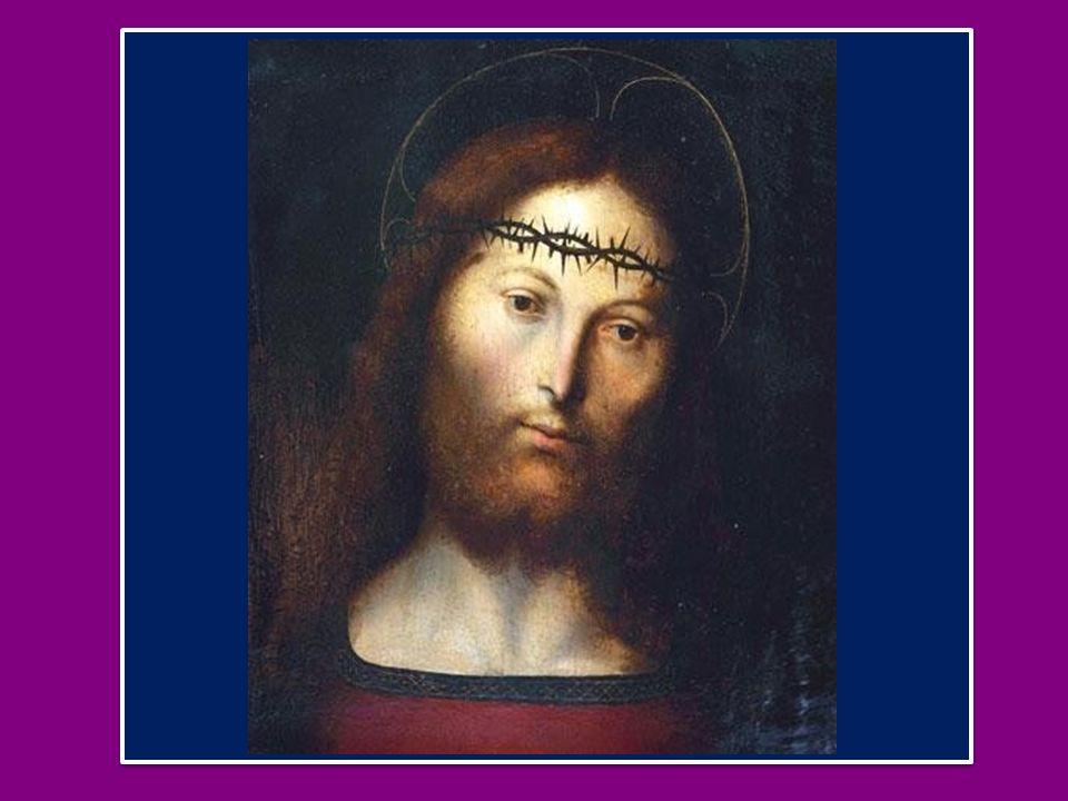 Quando Gesù li portò con sé su un alto monte, in disparte, loro soli, e mentre pregava si trasfigurò : il suo volto e la sua persona apparvero luminosi, splendenti.