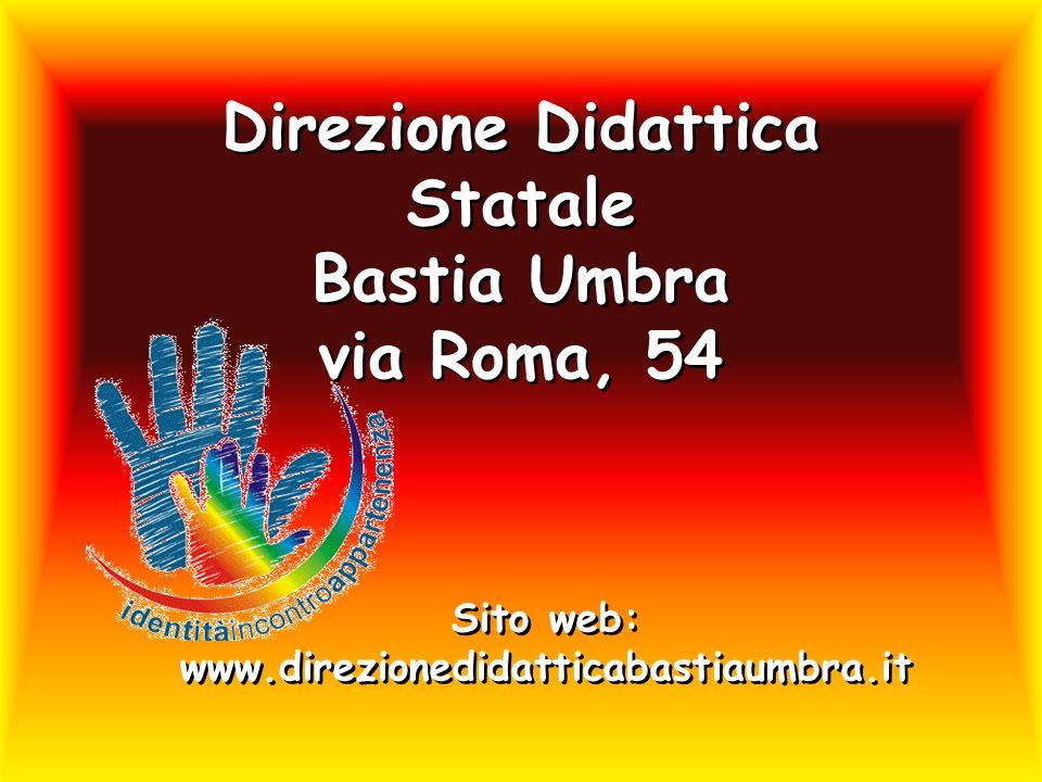 Terni: 22 febbraio 2008 Relatore: Dirigente Scolastico Loredana Mondellini