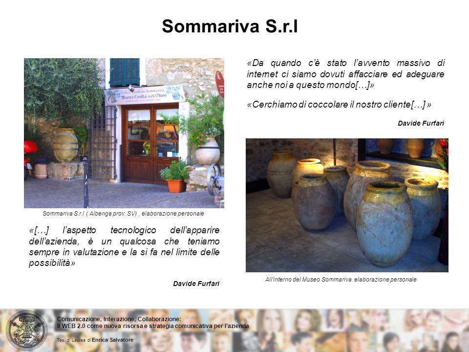 Sommariva S.r.l ( Albenga prov.