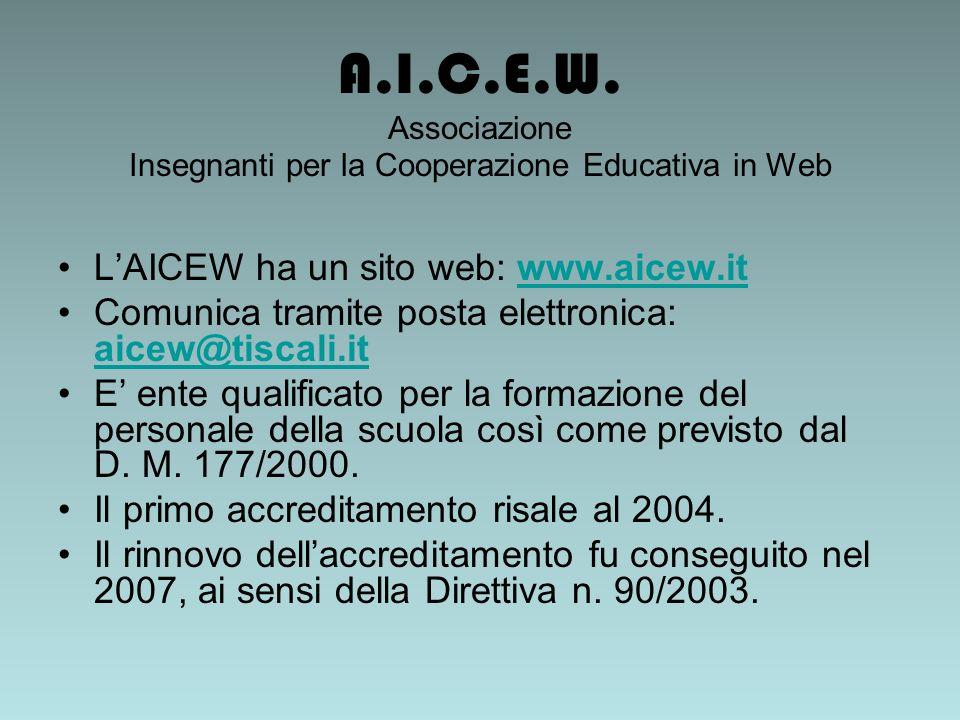 A.I.C.E.W.