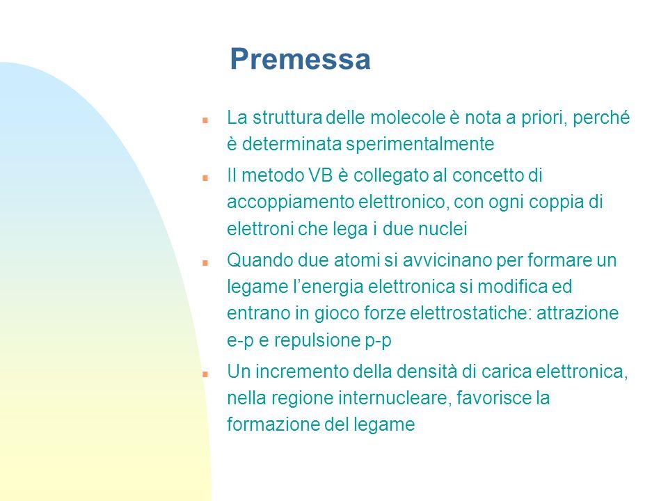 Cenni sul Metodo V.B. Stefano Vecchio Università La Sapienza di Roma E-mail: stefano.vecchio@uniroma1.it