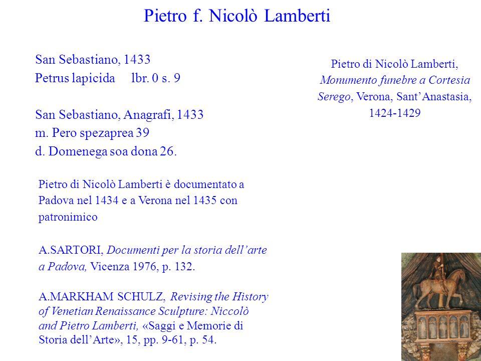 Campione dellestimo, Santa Cecilia Famiglia Badile 1515 Bartholomeus Bailus pictor libr.