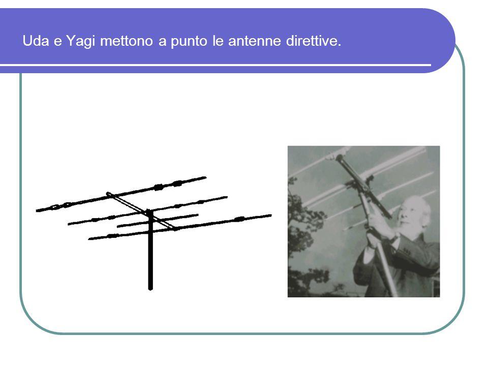 Nel 1930, dal Panfilo Elettra di Marconi ancorato nel porto di Genova, si trasmette un messaggio augurale a Sidney in Australia e con un comando si fa