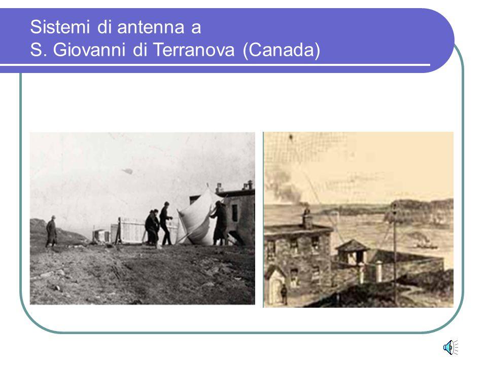 Nella conferenza storico scientifica del 19 marzo u.s. si era illustrato il cammino delluomo alla ricerca di comunicazioni rapide fino a Guglielmo Mar
