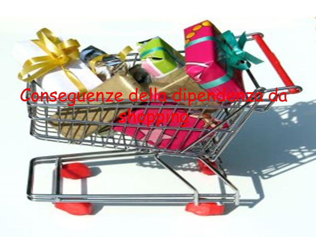 Lo shopping compulsivo è un comportamento di acquisto guidato da un impulso urgente e irresistibile a comprare, che seppure riconosciuto eccessivo da