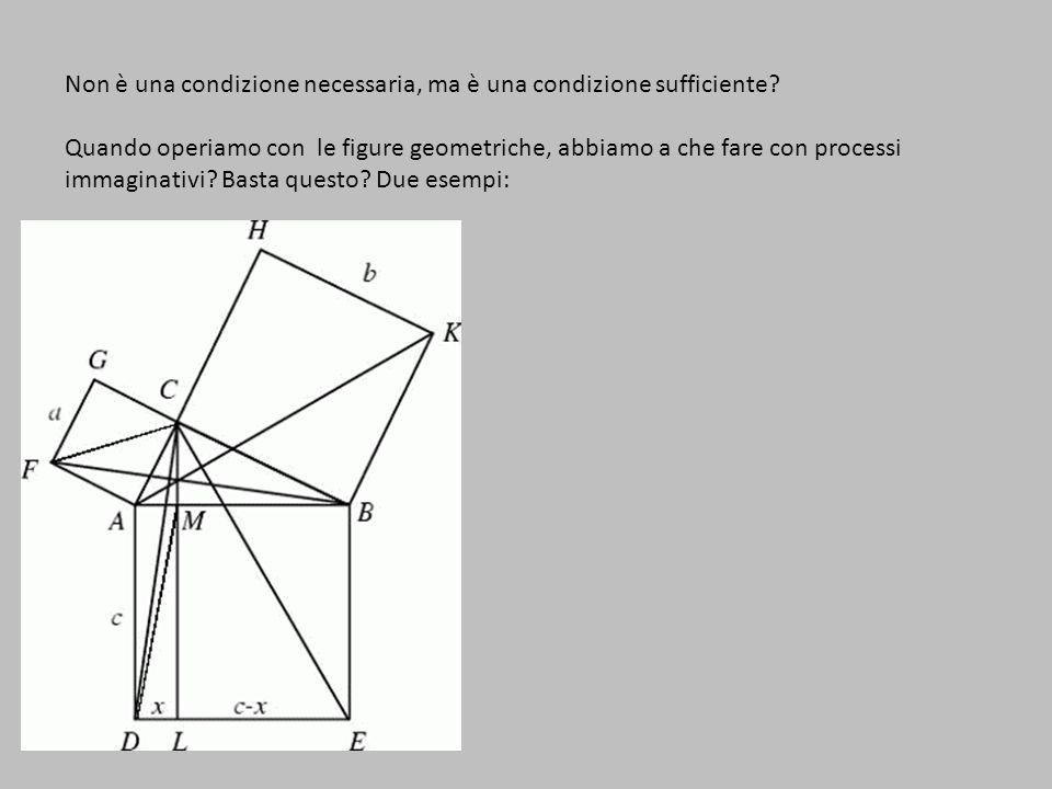 La soluzione di Schopenhauer (a+b) 2 = a 2 +b 2 +2ab