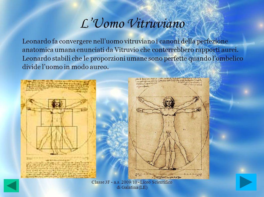 LUomo Vitruviano Leonardo fa convergere nelluomo vitruviano i canoni della perfezione anatomica umana enunciati da Vitruvio che conterrebbero rapporti