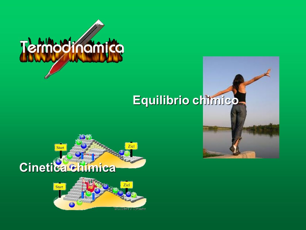 Cinetica chimica Equilibrio chimico