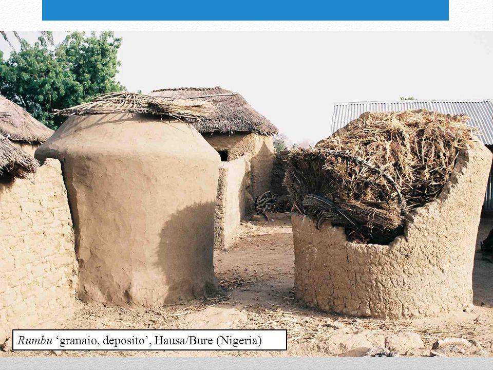 Rumbu granaio, deposito, Hausa/Bure (Nigeria)