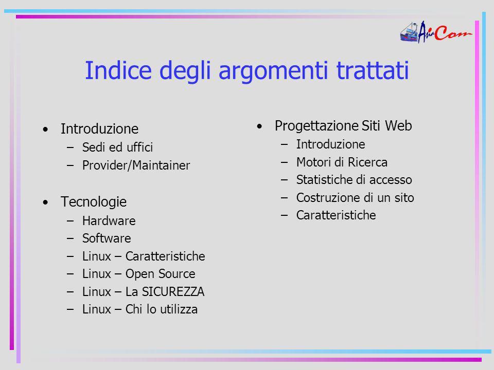 Introduzione Sedi ed uffici Asiacom S.r.L.ha sede legale a Milano, P.le Marengo n° 8.
