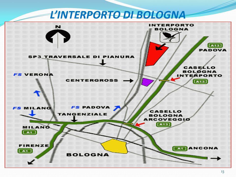 LINTERPORTO DI BOLOGNA 13