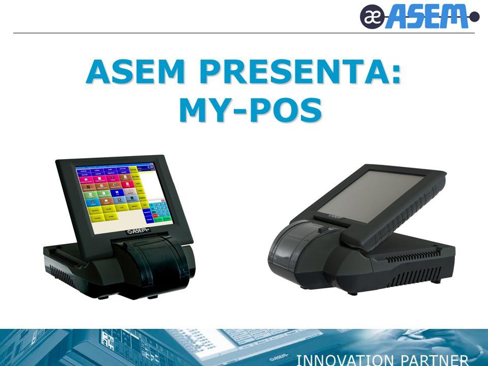 ASEM PRESENTA: MY-POS