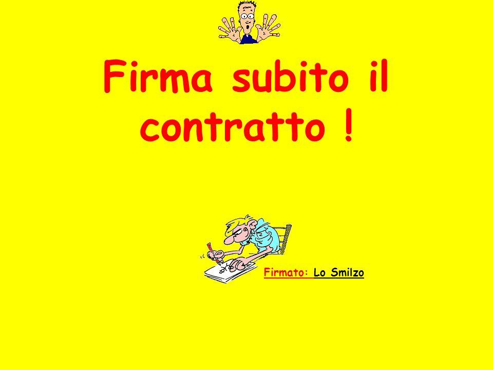 …che figo che sei, Doctor Lucca !!. Firma subito il contratto .