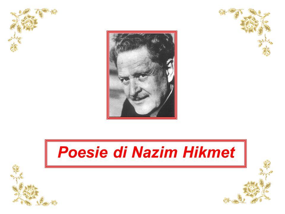 Poesie di Nazim Hikmet