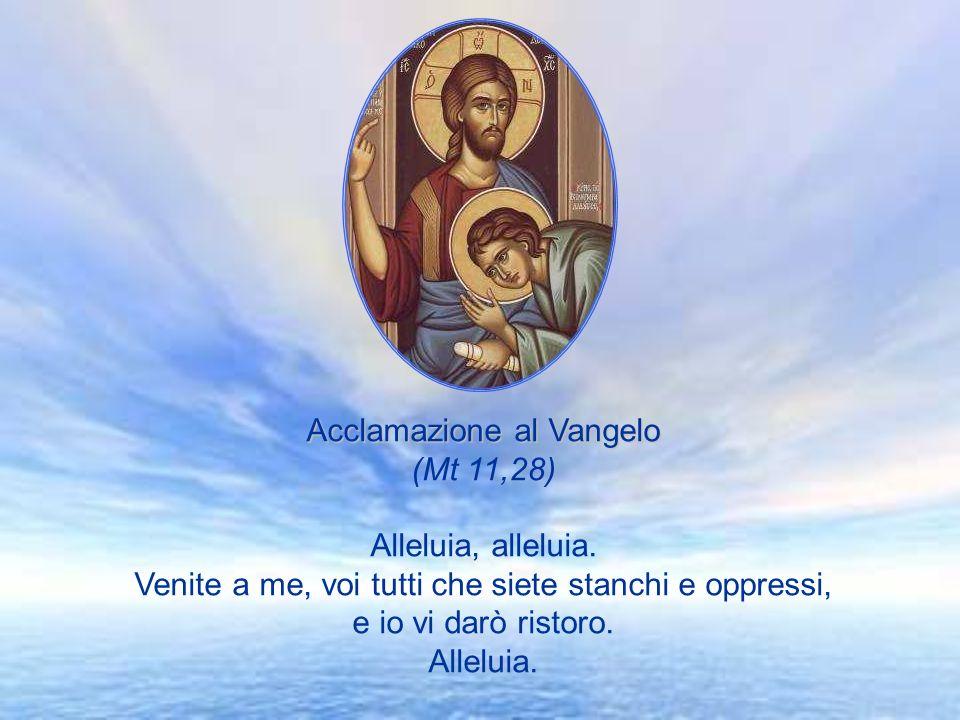 Seconda lettura 1Gv 3,1-3 Vedremo Dio così come egli è. Dalla prima lettere ai san Giovanni apostolo Carissimi, vedete quale grande amore ci ha dato i