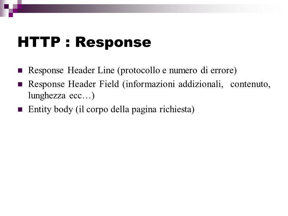 Supporti vari FTP Pieno supporto per connessioni ftp Networking Sono molto utili per risolvere nomi DNS, per mappare porte di sistema remote … Interazioni con sistemi unix Si può richiedere da remoto di parlare direttamente con i processi di un utente… Supporto XML, XSLT, POP3, SMTP, IMAP, calendar, Compressione (ZIP), generazione PDF,.COm e.NET, funzioni matematiche, parser, JAVA, TELNET, SNMP …