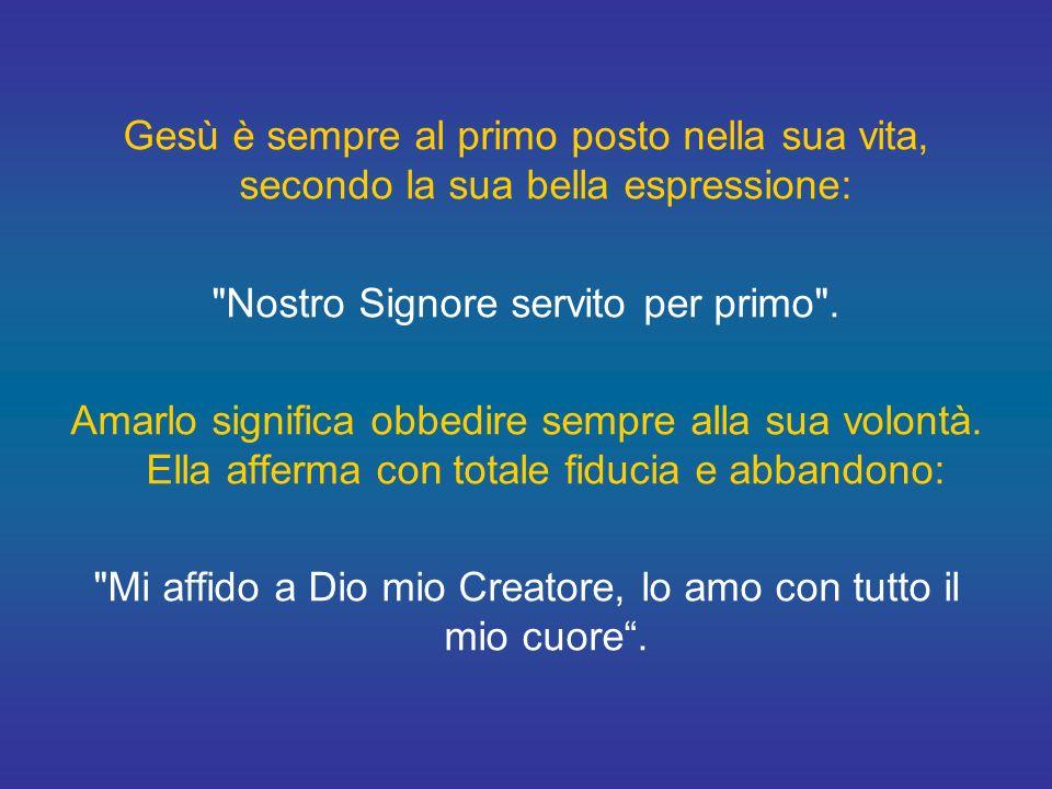 Il Mistero della carità di Giovanna d Arco , è questo totale amore di Gesù, e del prossimo in Gesù e per Gesù.