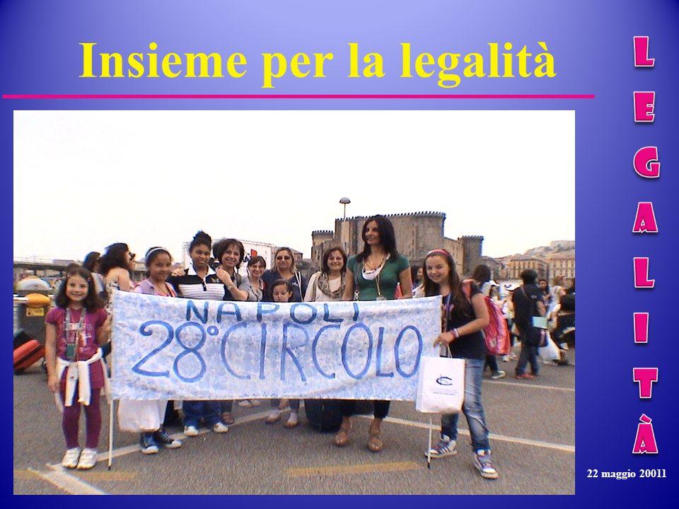 A Palermo 23 maggio 20011