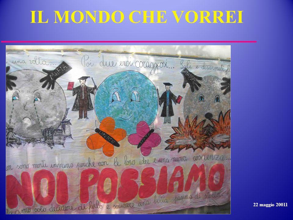 Manifestazione al porto di Napoli 22 maggio 20011